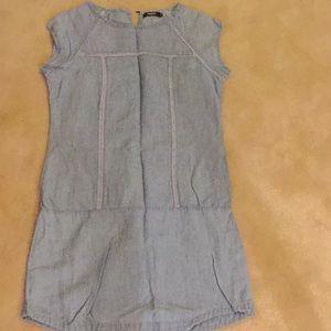 Natural fabric summer dress Size S